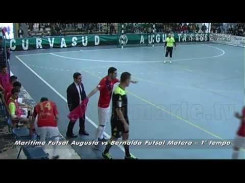 Maritime Futsal Augusta vs Bernalda Futsal Matera