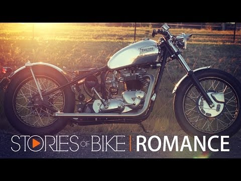 Stories of Bike EP7: Romance (A '71 Triumph Tiger Story)