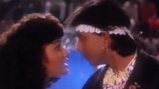 Saare Shehar Mein Hai Ek Diwana - Mithun, Meenakshi Seshadhri, Main Balwaan Song