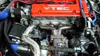 partes de un turbo t3 t4 echiso