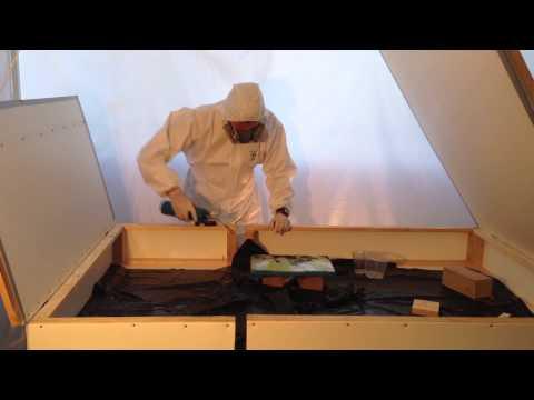 The Resin Framing Process