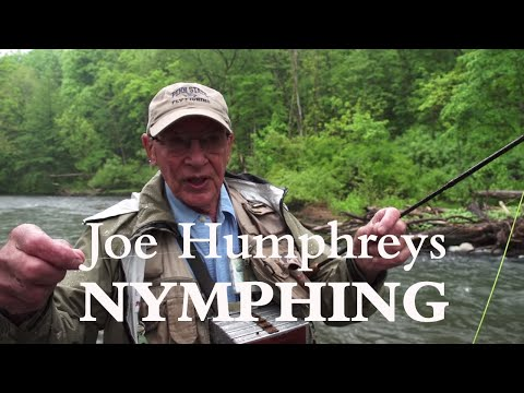 Joe Humphreys | Nymphing Techniques