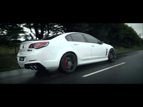 HSV GEN-F Range 1 min TV Commercial 2013