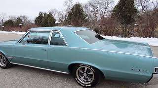 1965 gto For sale at www coyoteclassics com