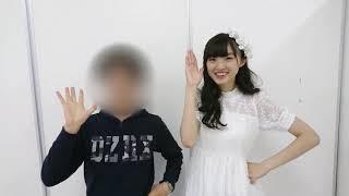 2018/6/10 たこやきレインボー mu-mo特典会 at 南港ATC 双子愛ダンス 春...
