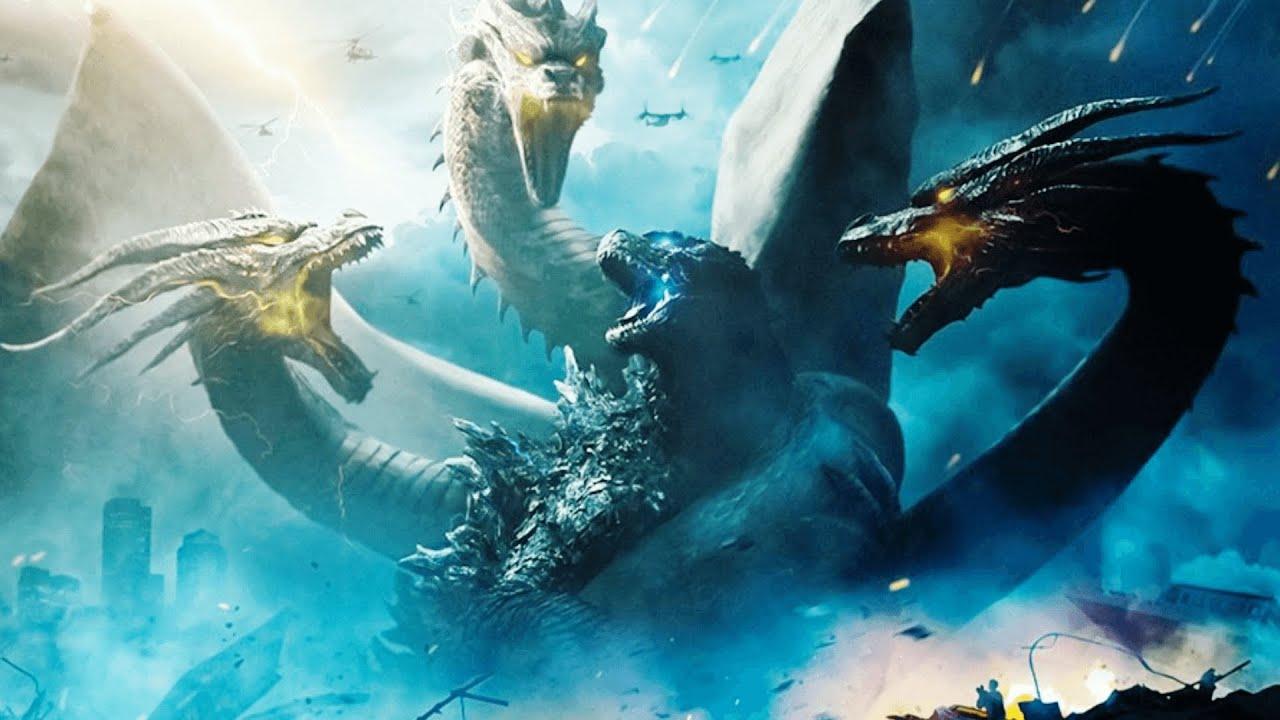 Download Godzilla 2: King of the Monsters (2019) Film Explained in Hindi/Urdu | Godzila 2 Summarized हिन्दी