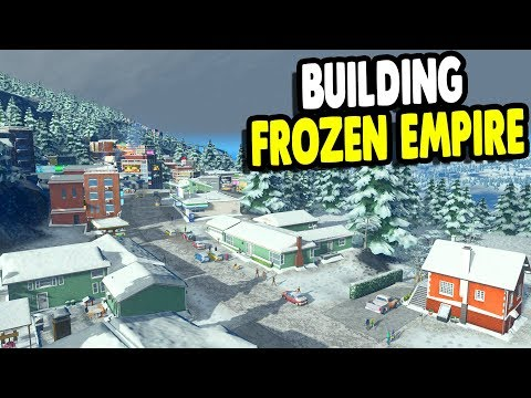 Big Expansions to New Frozen City | Triple Gated Community Soon | Cities Skylines Gameplay
