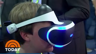 A Look Inside The 2019 Consumer Electronics Show | TODAY