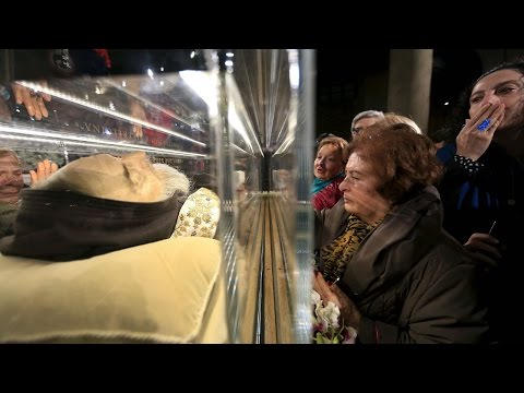 St. Padre Pio appears in U.S. on 130th birthday anniversary HD