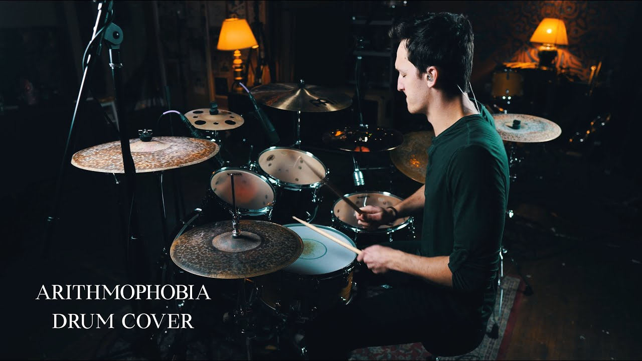 Alex Rubin - Animals As Leaders - Arithmophobia - Drum Cover