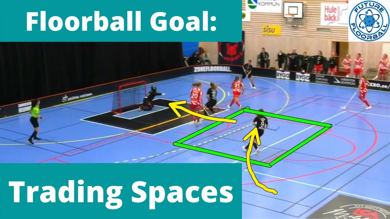 Download SSL Floorball Goal Analysis: Trading Spaces - Lund V Pixbo