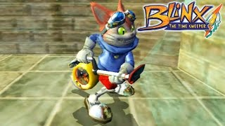 Blinx: The Time Sweeper - Gameplay Xbox (Release Date 2002)