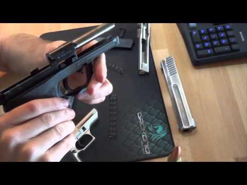 FAQ // Gaspistole in scharfe Waffe umbauen?