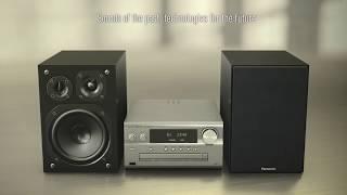 Microcadena Panasonic SC PMX70 Hi Fi Audio System
