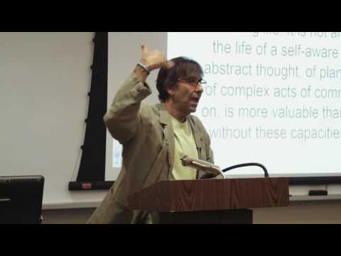 Ecorazzi Presents Gary Francione- Animal Rights Movement: Moving Backwards