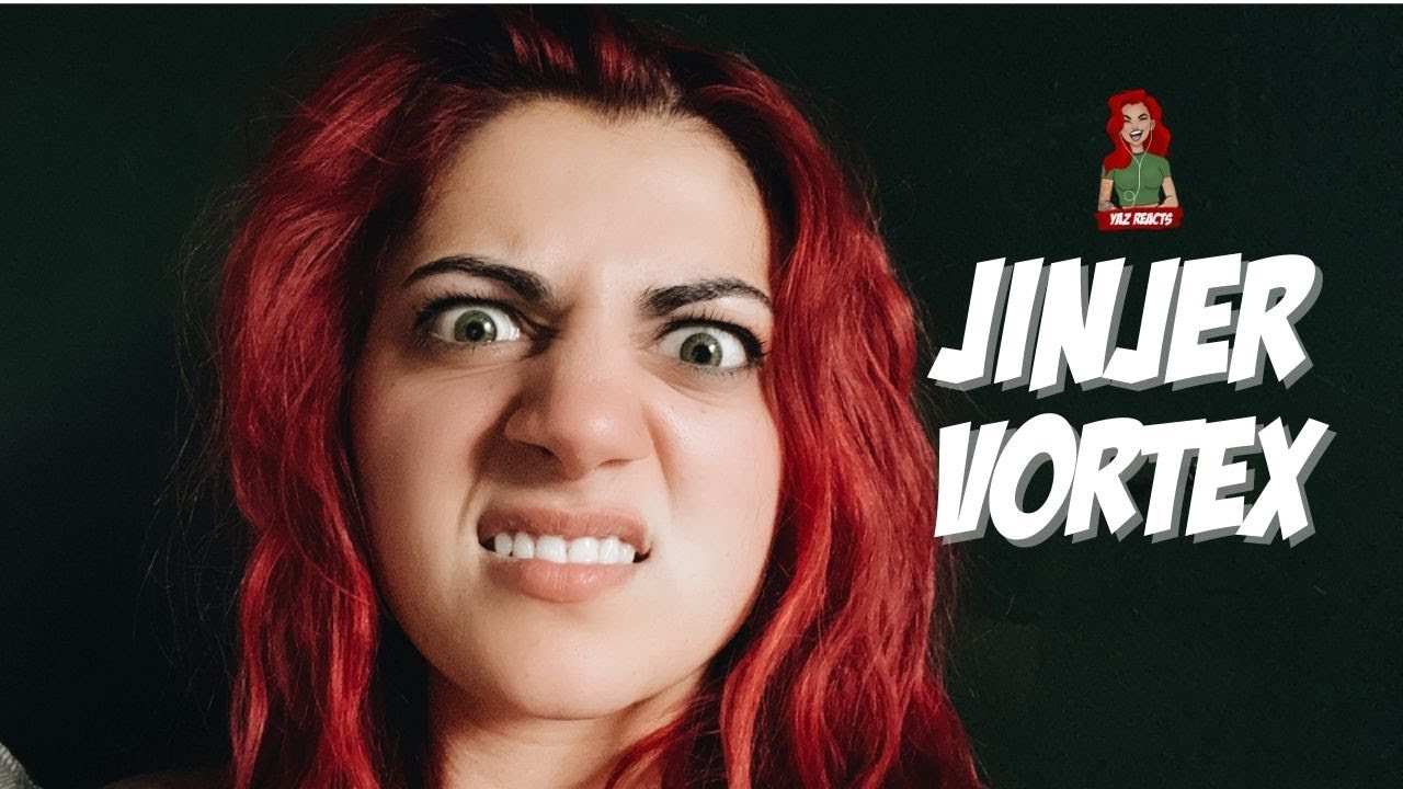 BRITISH GIRL REACTS TO JINJER – Vortex (Official Video)