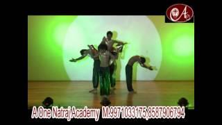 song sada dil bhi tu ( ga ga ga ganpati ) dance academy in Delhi(A One Natraj)-8587906794