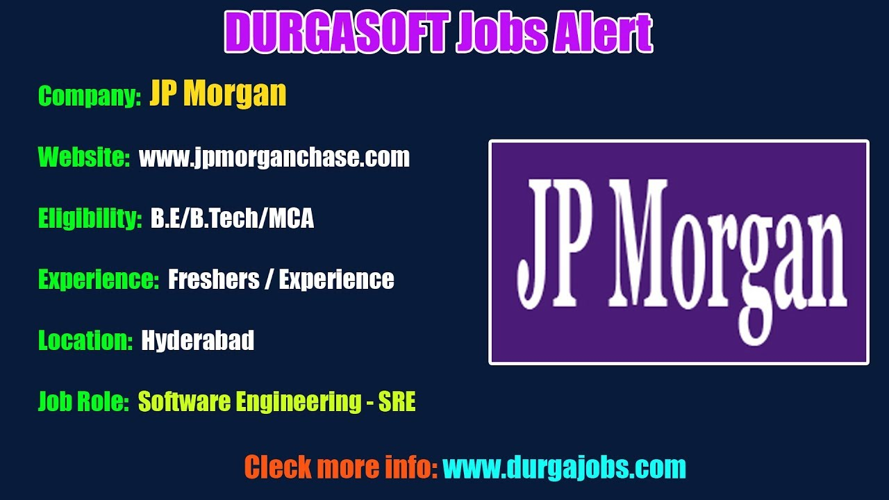 DURGASOFT Jobs Alerts || Jobs for Experienced and Freshers !!! (12-08-2019)