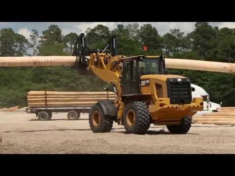 Cat® 938M Small Wheel Loader Customer Story (Columbia, South Carolina)