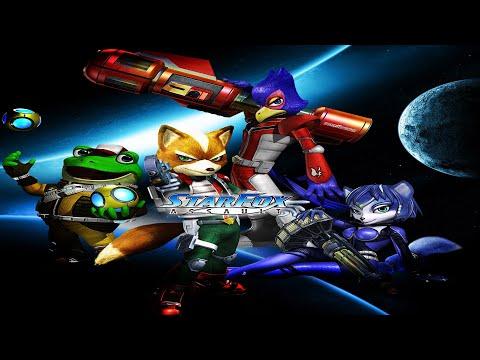 (GC) Star Fox Assault - Gold Level (Hard) - Playthrough