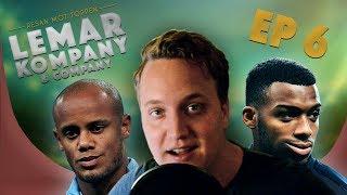 """OVERKLIGT MÅL AV LEMAR!!!"" | RESAN MOT TOPPEN: LEMAR, KOMPANY & CO #6 |FIFA 17"