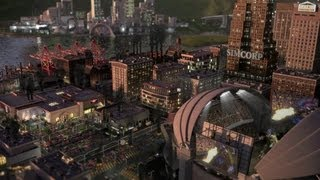 SimCity (2013) CG Trailer