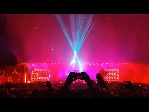 Chase&Status live @ Alexandra Palace 2016