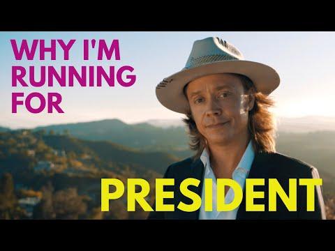 Brock Pierce: Why I'm Running For President?