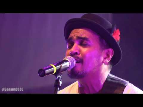 Glenn Fredly - Cinta Dan Rahasia @ Synchronize Fest 2016 [HD]