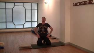 Étirements des chaînes musculaires  - Stretching dos et lombaires