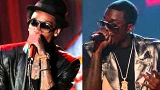 Wiz Khalifa - Rich People (House Party Freestyle) W/ Lyrics