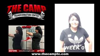 Bell Weight Loss Fitness 6 Week Challenge Results - Erica Hernandez