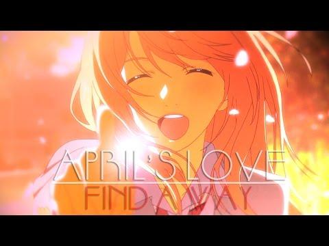 「April's Love - Find A Way 」 1080P