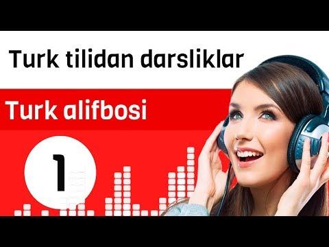 Turk tili 1-dars