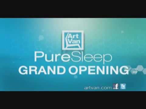 Michael HarPaz For Art Van Pure Sleep