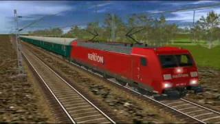 Trainz Railroad Simulator 2007