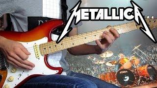 Игра на гитаре Metallica The Unforgiven | Кавер на гитаре