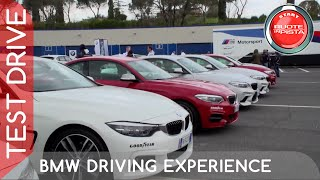 BWM Driving Experience a Ruote in Pista