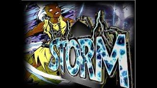 E7.2, Storm becomes a vigilante, her true power is unlocked (The Stormythology Series)