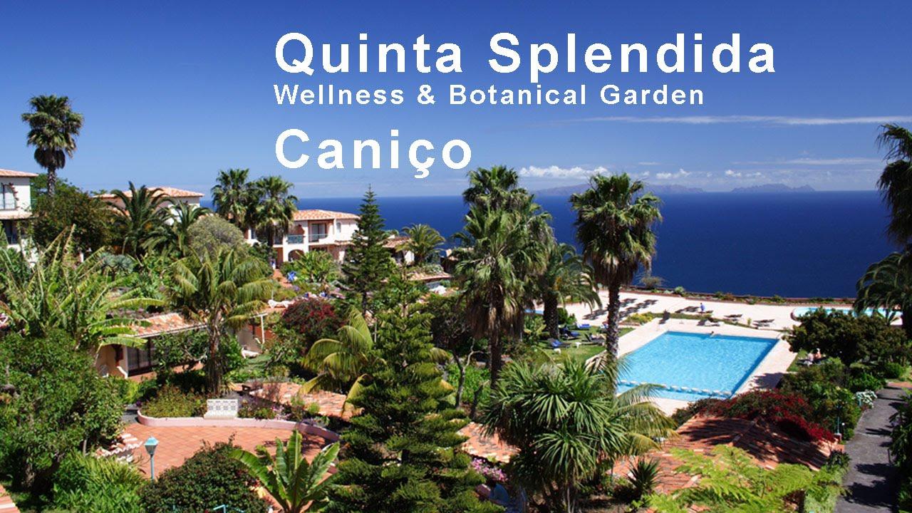 Madeira Caniço Hotel Quinta Splendida Wellness Botanical Garden