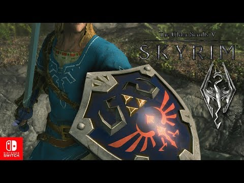 Skyrim on Switch - Link the Nord Part 1