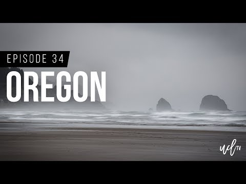 Ep 34: OREGON | The Scariest Day Of Her Life