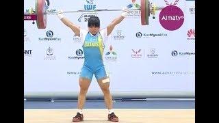 Сборную Казахстана по тяжелой атлетике отстранили от чемпионата мира (02.10.17)