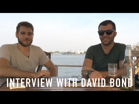 HOW DAVID BOND BUILT A FREEDOM BUSINESS WITH YOUTUBE AND MAS