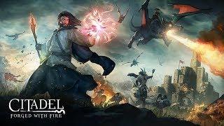 CITADEL: FORGED WITH FIRE ★ Besen fliegen xD | Community Server? [Gameplay German | Deutsch]