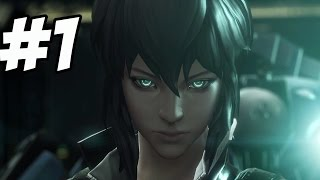 Ghost in the Shell Stand Alone Complex First Assault Gameplay Walkthrough Part 1