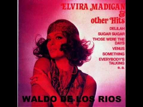 Waldo de los Rios ~ The windmills of your mind