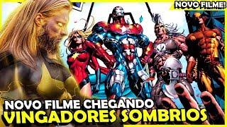 PERA! FILME DOS VINGADORES SOMBRIOS SAINDO?