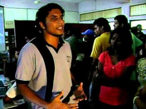 The launch of මානවයා.lk [http://www.manavaya.lk] - Sinhala Bio-Wiki Site