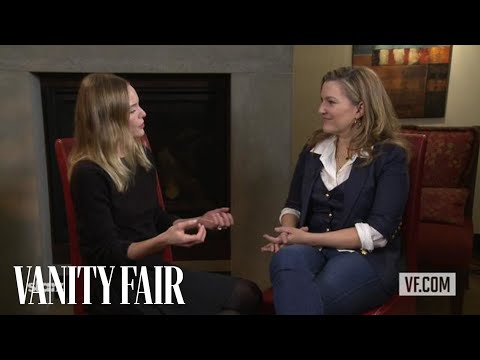 "Kate Bosworth Talks to Vanity Fair's Krista Smith About the Movie ""Big Sur"""
